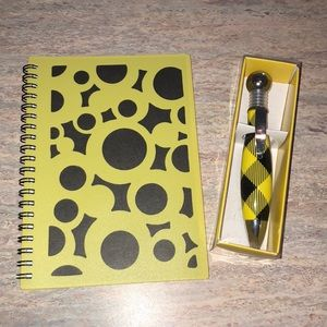 Other - NEW Notebook & Pen Set